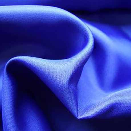luxury antistatic dress lining colour way cobalt