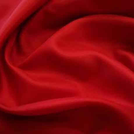anti-static luxury renaissance lining flag red
